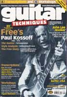 Guitar Techniques August 2001