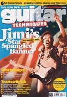 Guitar Techniques December 2000