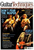Guitar Techniques December 2003