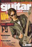 Guitar Techniques February 2001