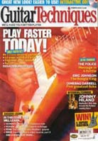 Guitar Techniques March 2005