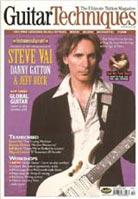 Guitar Techniques November 2002