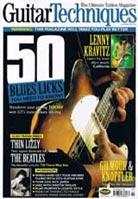 Guitar Techniques November 2004