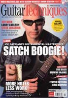 Guitar Techniques Spring 2008