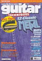 Guitar Techniques Winter 2000