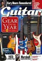 Guitar & Bass April 2011
