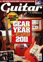 Guitar & Bass December 2011