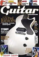Guitar & Bass July 2010