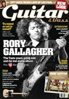 Guitar & Bass July 2011