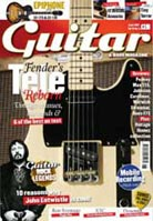 Guitar & Bass June 2007