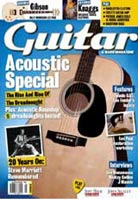 Guitar & Bass May 2011