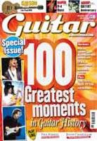 Guitar & Bass November 2007
