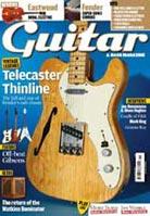Guitar & Bass November 2010
