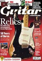 Guitar & Bass September 2010