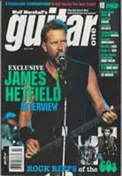 Guitar One April 1997