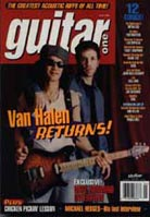 Guitar One April 1998