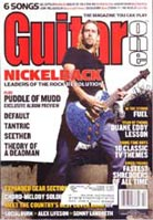 Guitar One April 2003