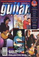 Guitar One August 1997