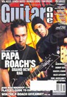 Guitar One August 2002