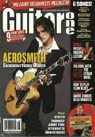 Guitar One August 2004