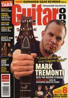 Guitar One August 2005
