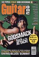 Guitar One December 2000