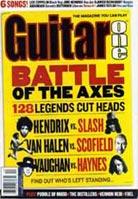 Guitar One December 2003