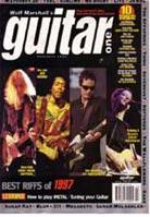 Guitar One February 1998