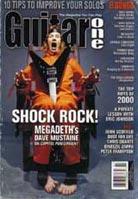 Guitar One February 2001