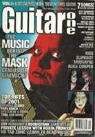 Guitar One February 2002