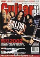 Guitar One February 2003
