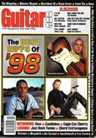 Guitar One January 1999