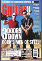 Guitar One January 2001