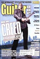 Guitar One January 2002