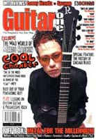 Guitar One July 1999