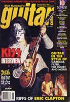 Guitar One June 1997