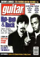 Guitar One June 1998