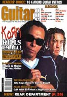 Guitar One March 1999
