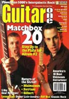 Guitar One March 2000