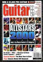 Guitar One May 2000