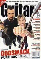 Guitar One May 2003
