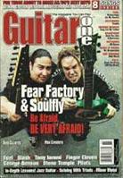 Guitar One November 2000