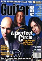 Guitar One September 2000