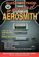 Guitar Method in the Style of Aerosmith