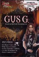 Gus G. – Lead & Rhythm Techniques