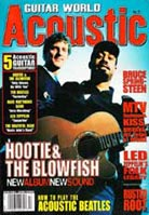 Guitar World Acoustic #17 (1996)