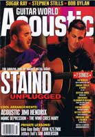 Guitar World Acoustic #47 (2001)