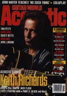 Guitar World Acoustic #58 (2003)