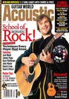 Guitar World Acoustic #74 (2004)