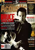 Guitar World Acoustic August 2006